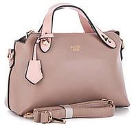 Женская сумка клатч 6831-1 khaki-pink брендовые сумки, брендовые клатчи недорого в Одессе