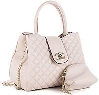 Женская сумка 80015 beige Брендовые женские сумки, недорого купить в Одессе 7 км