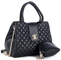 Женская сумка 80015 black Брендовые женские сумки, недорого купить в Одессе 7 км