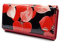 Стильный женский кошелек с цветочным принтом Helen Verde (Хелен Верде) 51030