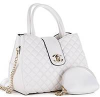 Женская сумка 80015 white Брендовые женские сумки, недорого купить в Одессе 7 км