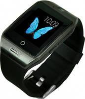 Часы-телефон Smart-Watch Q18, черные, фото 1