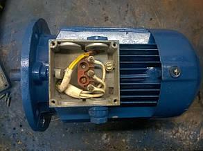 Электродвигатель АИР 80 В2 (2.2 кВт, 3000 об\мин), фото 2