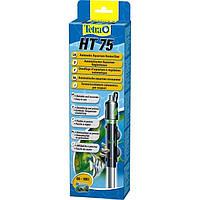 Обогреватель Tetratec HT 75 для аквариума с терморегулятором, 75 Вт