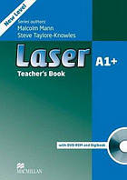 Laser A1+ Third Edition Teacher's Book Pack (книга для учителя)