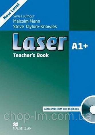 Laser A1+ Third Edition Teacher's Book Pack (книга для учителя), фото 2