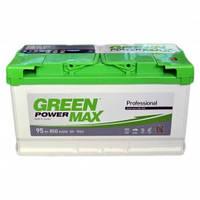 Аккумуляторная батарея GREEN POWER MAX 95 A.3.E