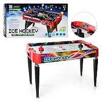 Хоккей EL 3005+3 воздушный на ножках звук(англ)