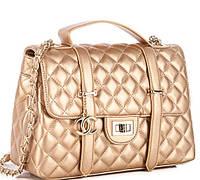 Женская сумка клатч 8006 gold брендовые сумки, брендовые клатчи недорого в Одессе
