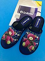 Inblu,домашняя обувь,мишки Тедди