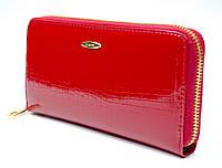 Оригинал! Стильный женский  лакированный кошелек-клатч Helen Verde (Хелен Верде) 2480U