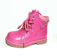 Ботинки зимние для девочки c 22 по 26 размеры