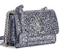 Женская сумка клатч 822-1 silver-grey брендовые сумки, брендовые клатчи недорого в Одессе