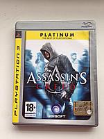 Видео игра Assasins Creed (PS3)