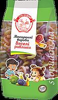 """Макаронные изделия """"Веселые улитки"""", 180 г"""