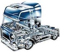 Ремонт ходовой части на грузовом автомобиле