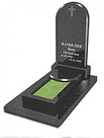 Пам'ятник одинарний з надгробком