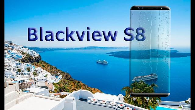 Blackview S8: молодой, дикий, свободный.