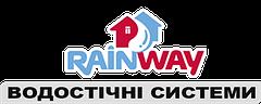 Водосточные системы 90/75 Rainway, Украина.В наличии все цвета!!!