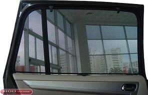 Вставные автомобильные шторки (солнцезащитные) к Renault Modus 2005+ гг.