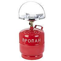 Комплект газовый кемпинг 8 л. (СИГМА)