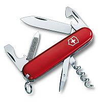 Швейцарский армейский нож / Ніж Swiss Army Sportsman 0.3803 червоний Victorinox
