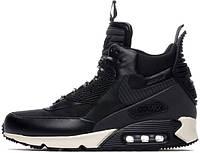 Мужские кроссовки Nike Air Max 90 Sneakerboot Winter Black/White
