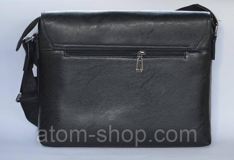 ed3c18d4878c Кожаная деловая сумка XFB А4 через плечо портфель, цена 455 грн., купить в  Харькове — Prom.ua (ID#595136124)