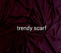 Платок Louis Vuitton бренд Луи Виттон бордовый цвет марсал платок monogram реплика шерсть шелк 140*150 см