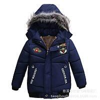 Куртка зимняя Джек (син) 100,110,120