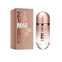Carolina Herrera 212 VIP Rose (Каролина Херрера 212 Вип Роуз), женская парфюмированная вода, 80 ml