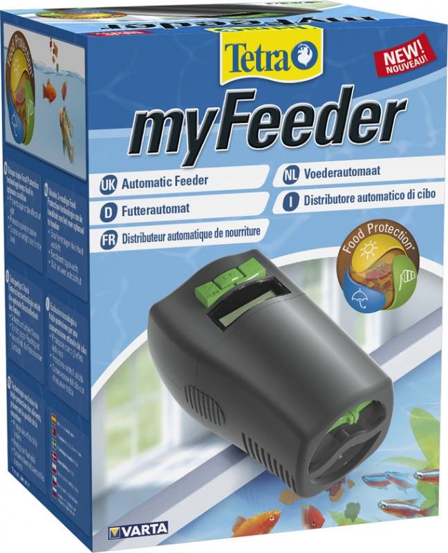 Кормушка Tetra My Feeder для рыб автоматическая, 100 мл - Интернет-зоомагазин Royal Zoo в Харькове