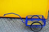 Велосипедный прицеп грузовой