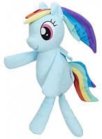 Мягкая игрушка Huggable Plush Rainbow, Плюшевые пони для объятий, My Little Pony (C0122 (B9822-2))