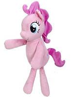 Мягкая игрушка Huggable Plush Pinkie Pie, Плюшевые пони для объятий, My Little Pony (C0123 (B9822-1))