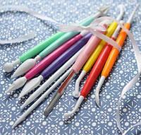 Набор инструментов для мастики (10 шт.)