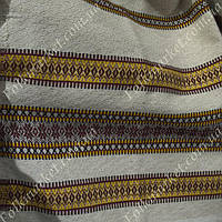 Ткань с украинской вышивкой Свитязь ТДК-10 2/1