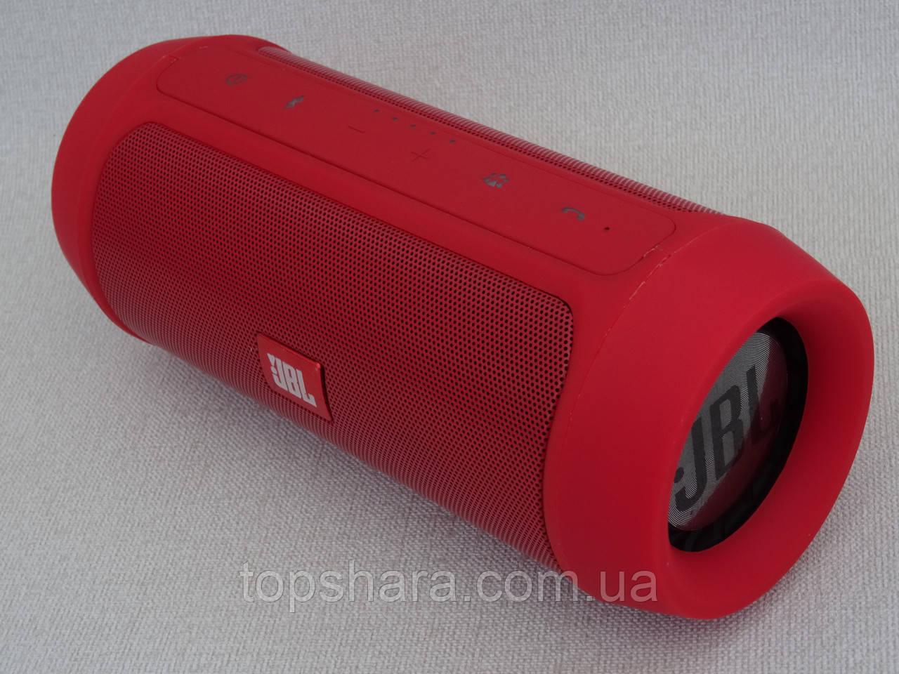 Колонка мобільна бездротова Bluetooth JBL Charge 2+ водонепроникна