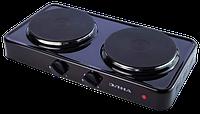 Электроплита ЭЛНА-002Н ЭПЧ 2-3,0/220 двухконфорочная дисковая (2 диска)