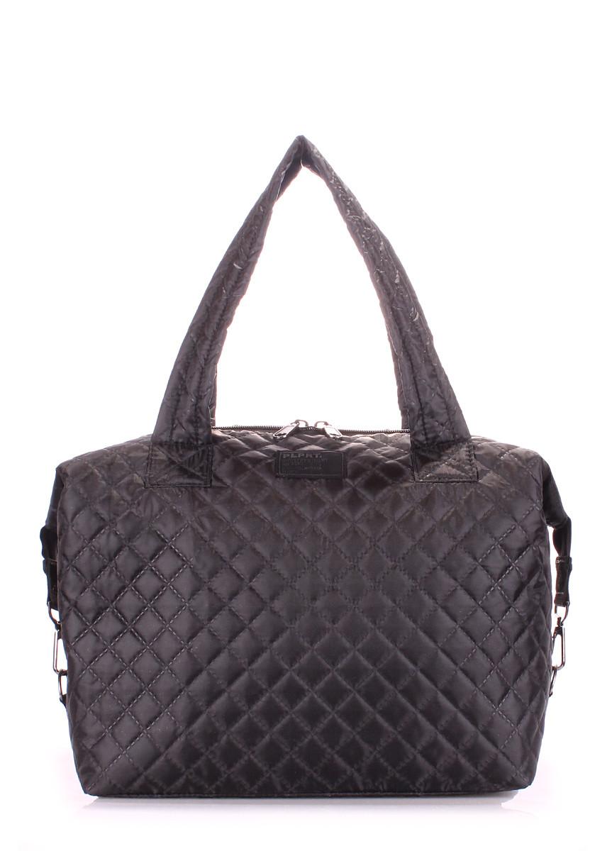 Дута жіноча сумка з тканини Tokyo