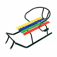 Универсальные и прочные детские санки «Малыш» от торговой марки Витан