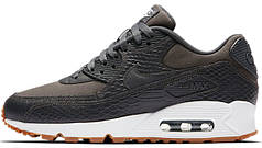 Женские кроссовки Nike WMNS Air Max 90 Premium Dark Grey