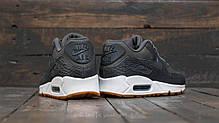 Женские кроссовки Nike WMNS Air Max 90 Premium Dark Grey, Найк Аир Макс 90, фото 2