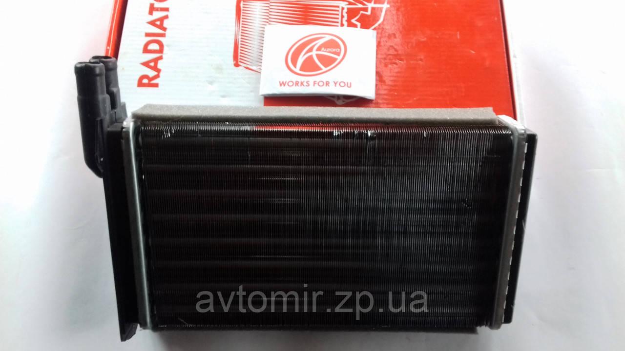 Радиатор отопителя  ВАЗ  2108-21099, 2109, 2113, 2114, 2115 AURORA