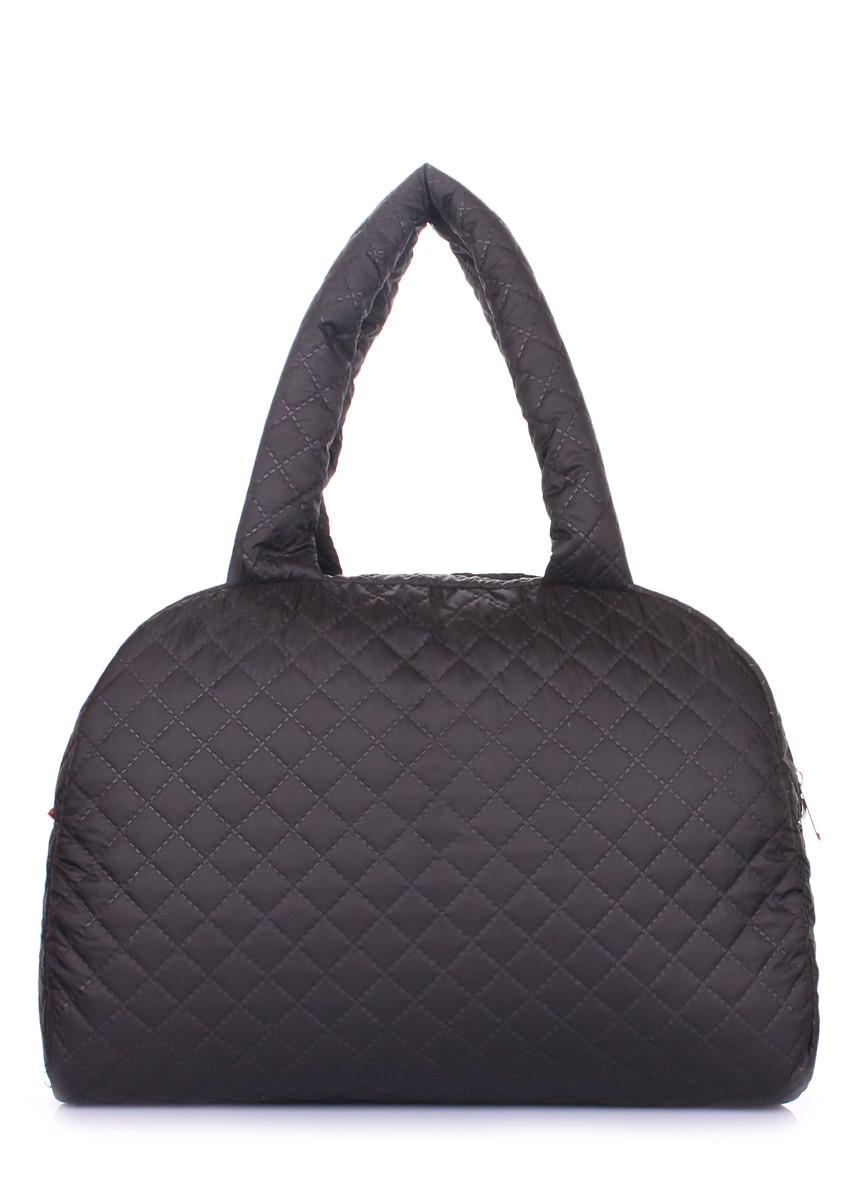 Женская дутая сумка POOLPARTY