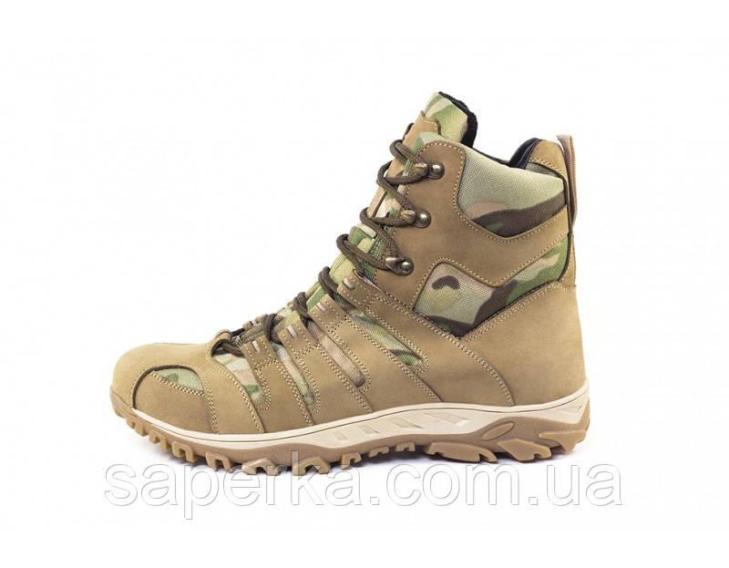 Демісезонні черевики тактичні з мембраною. Модель 18 MTP
