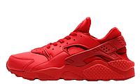 Женские кроссовки Nike Huarache Red, фото 1