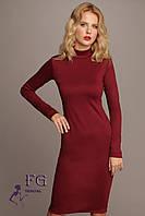 """Вечернее платье """"Podium"""" - размеры 48, 50 бордовый, 48"""