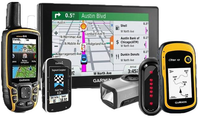GPS-навігація та аксесуари. Товары и услуги компании