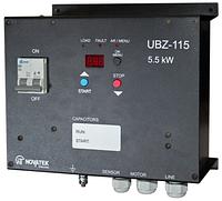 Блок защиты однофазных асинхронных электродвигателей УБЗ-115